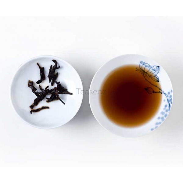 Gerijpte Losse Pu Erh Thee, Gong Ting