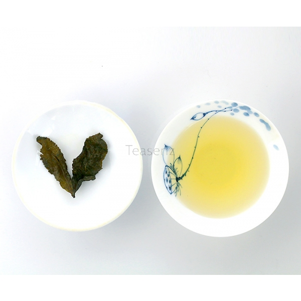 Ginseng Oolong Thee