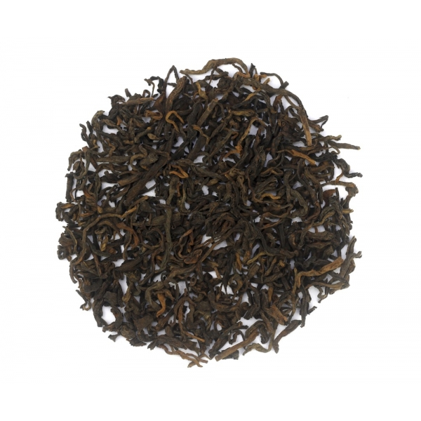pu erh loose leaf