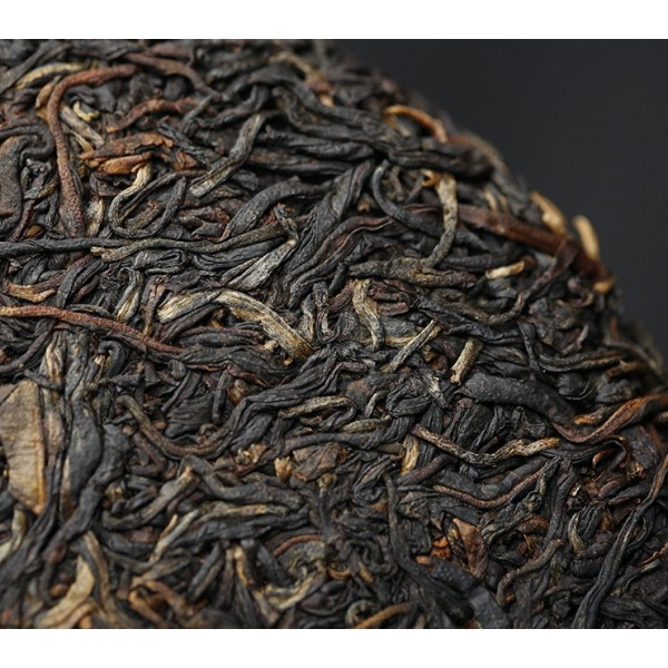 shai hong black tea cake